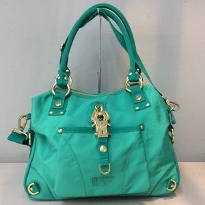 NWOT George Gina & Lucy Bahlsy Satchel